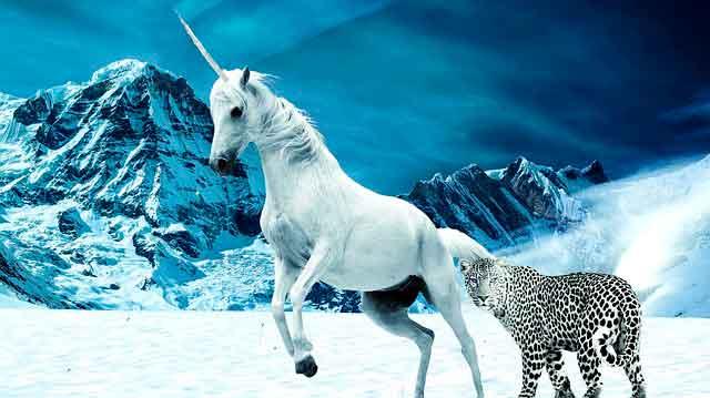 Soñar con un unicornio