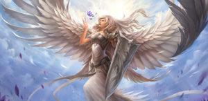 Lee más sobre el artículo Soñar con un ángel