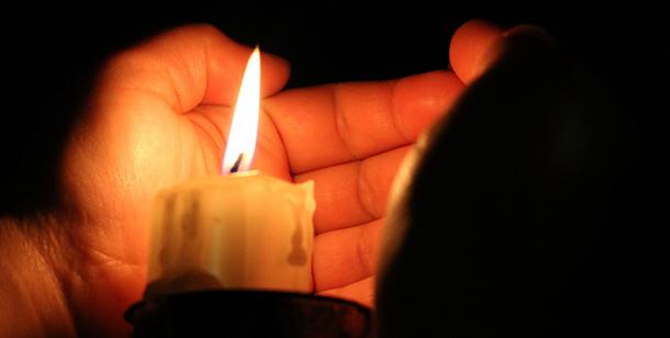El significado de las llamas de las velas