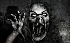 Sueños de terror y pesadillas