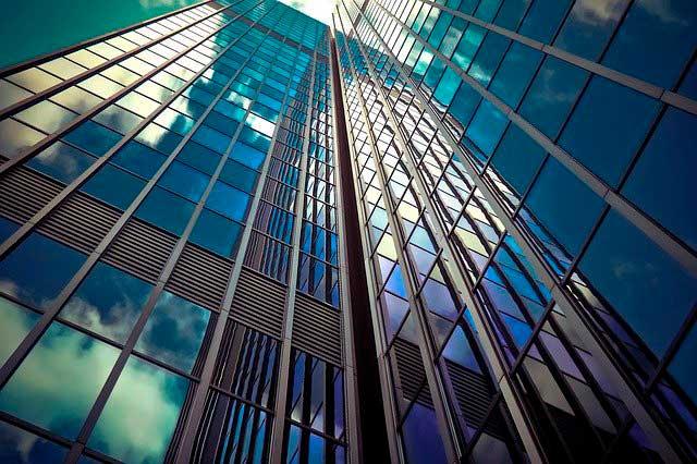 Soñar con la fachada de un edificio