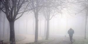 Soñar con niebla