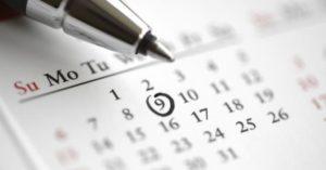Lee más sobre el artículo Soñar con una fecha