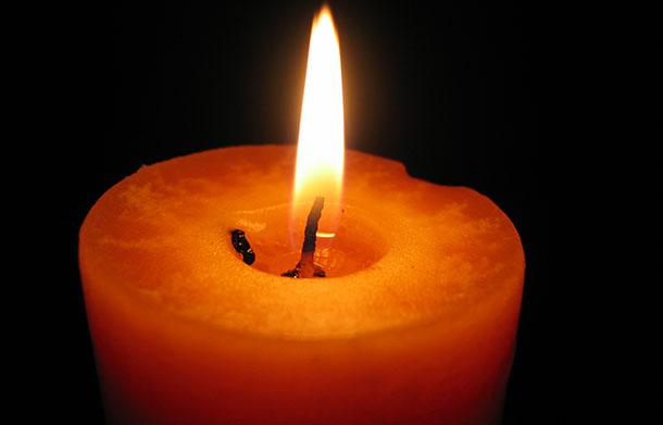 Significado de las llamas en una vela