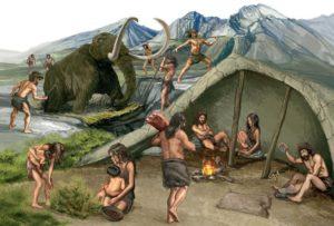 Soñar con la Prehistoria