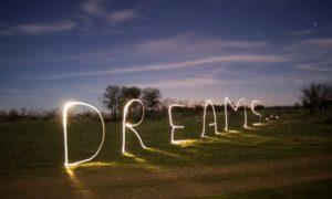 ¿Qué tipos de sueños podemos tener?