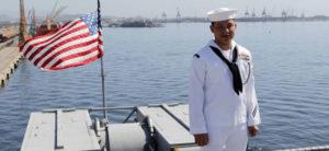 Soñar con un marinero