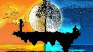 La percepción del día o la noche en sueños