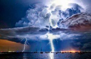 Soñar con una tormenta