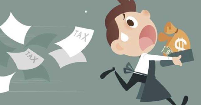 Soñar con impuestos
