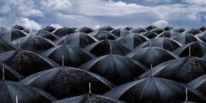 Soñar con un paraguas