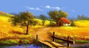 Lee más sobre el artículo Soñar que pintamos o acción de pintar