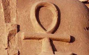 Soñar con una cruz de asa o egipcia