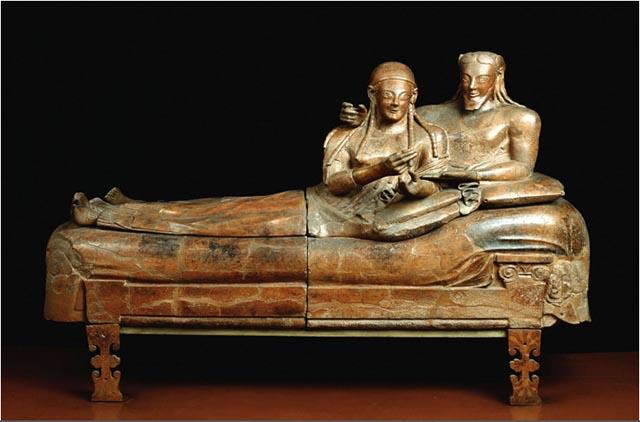 Soñar con un sarcófago