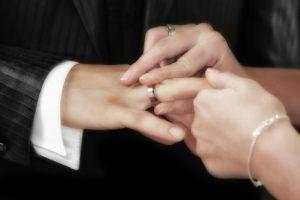 Soñar con un anillo de bodas