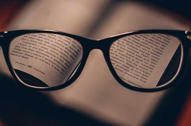 Soñar con unas gafas