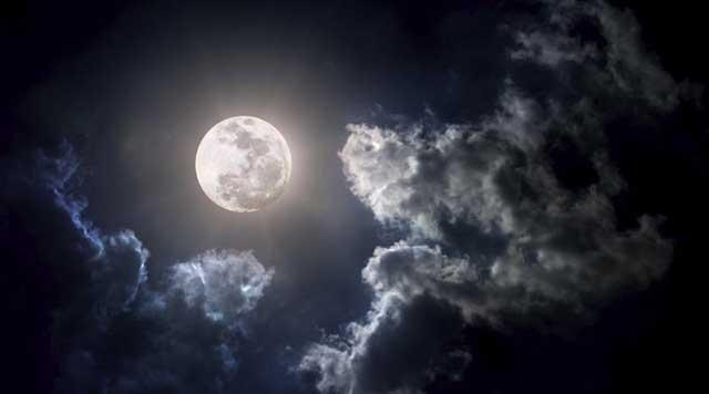 Ritual celta para la noche de luna llena