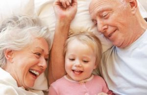 Soñar con tus abuelos