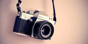 Significado de soñar con una cámara de fotos