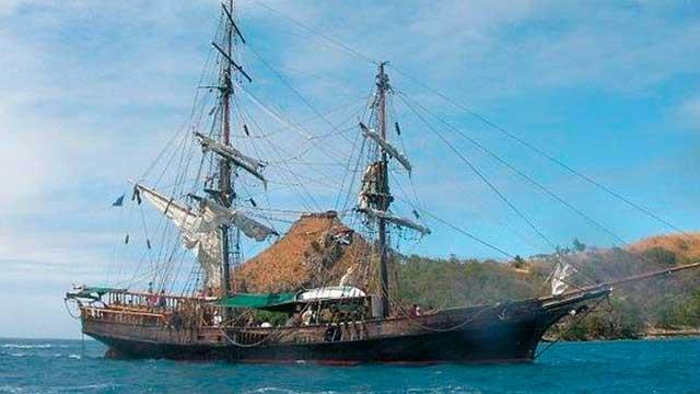 Significado de barco pirata en sueños