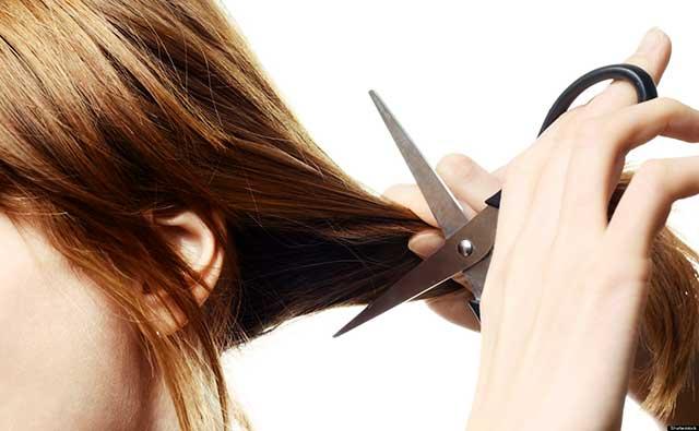 Significado de cortarse el pelo