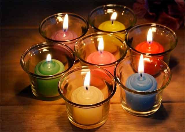 El color de las velas según tu signo en el horóscopo