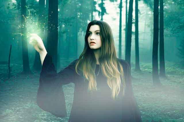 Soñar con brujas buenas