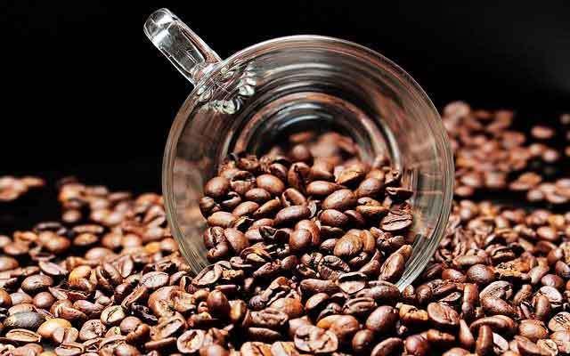 Soñar con café en grano