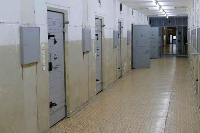 Soñar con una cárcel o prisión