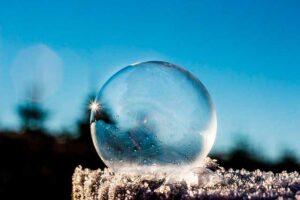 Soñar con burbujas