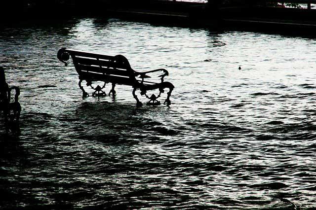 Soñar con una inundación