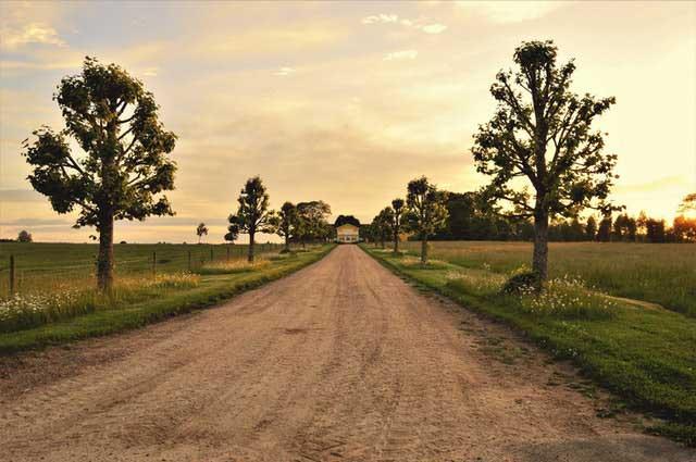 Soñar con un campo