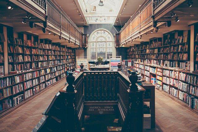 Soñar con una librería