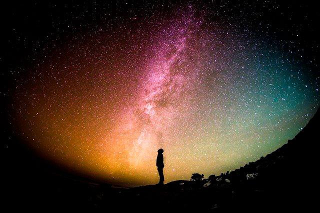 Soñar con el universo