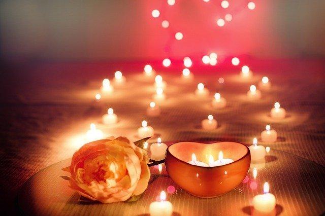 Formas de velas según el ritual