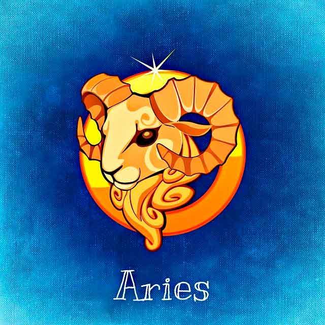 Horóscopos y su relación con el color de las velas: Aries