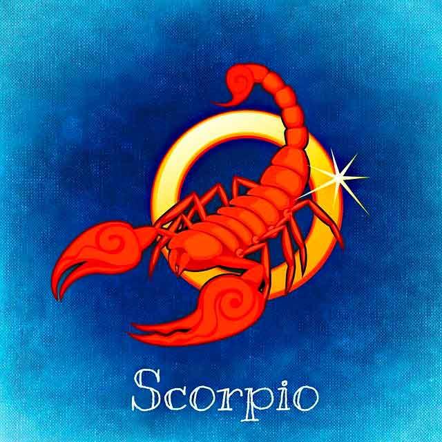 Horóscopos y su relación con el color de las velas: Escorpio