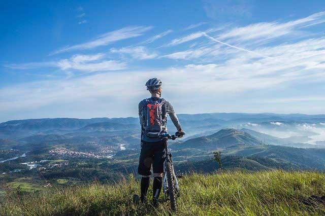 Soñar con una bicicleta de montaña